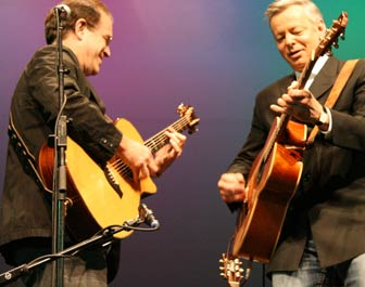 Tommy Emmanuel with Carlton Jones